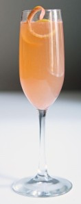 Grapefruit Tequila Sour